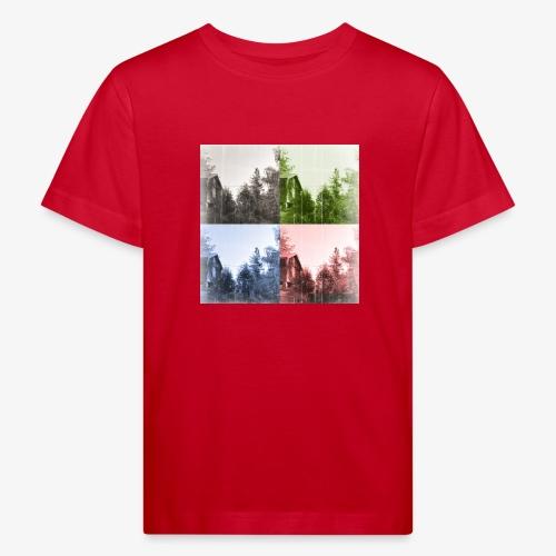 Torppa - Lasten luonnonmukainen t-paita