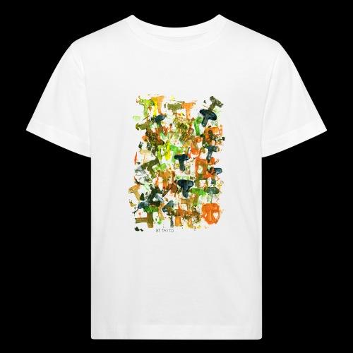Autumn T BY TAiTO - Lasten luonnonmukainen t-paita