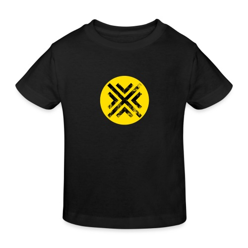 Símbolo Central - Camiseta ecológica niño