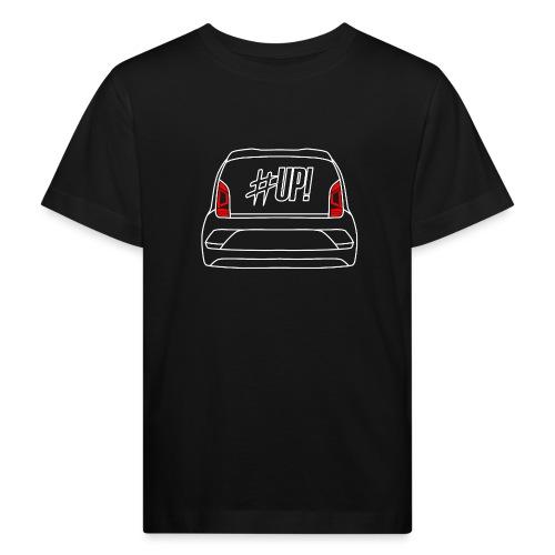 back up! - Kinder Bio-T-Shirt