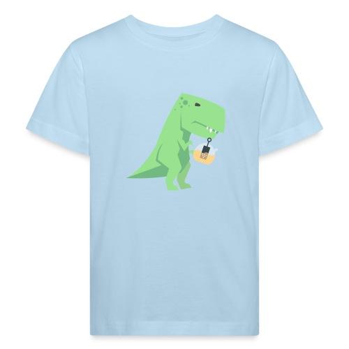 Tea-Saurus - Kinder Bio-T-Shirt