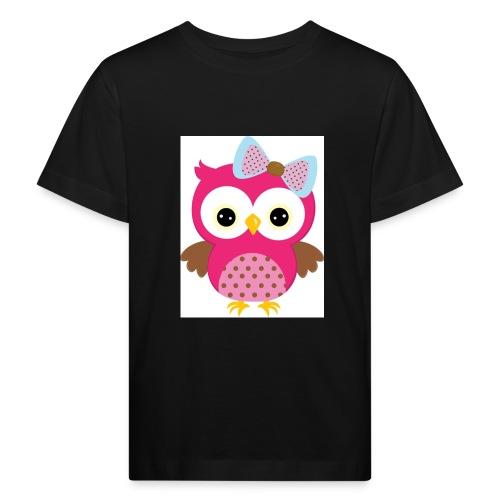 Eulenprints - Kinder Bio-T-Shirt