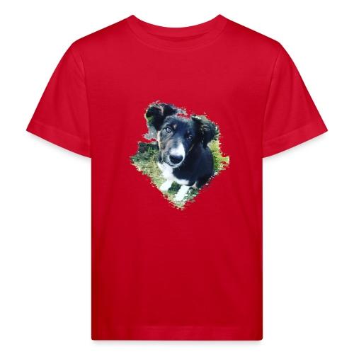 colliegermanshepherdpup - Kids' Organic T-Shirt