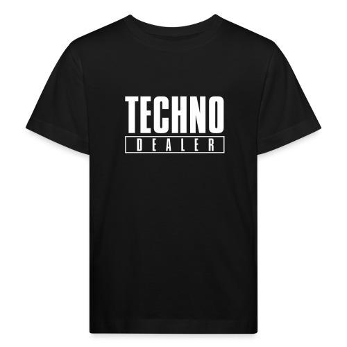 Techno dealer - Kids' Organic T-Shirt