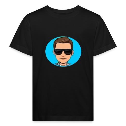 logo yt ttv - Kinderen Bio-T-shirt