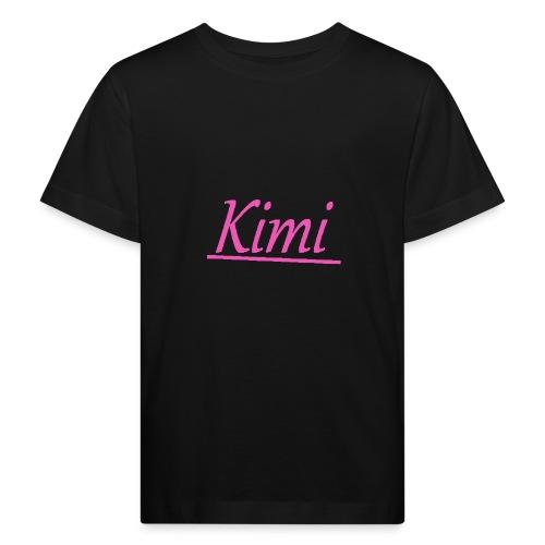 Kimi copy - Kinderen Bio-T-shirt