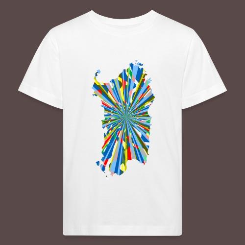 Sardegna Esplosione di Colori - Maglietta ecologica per bambini
