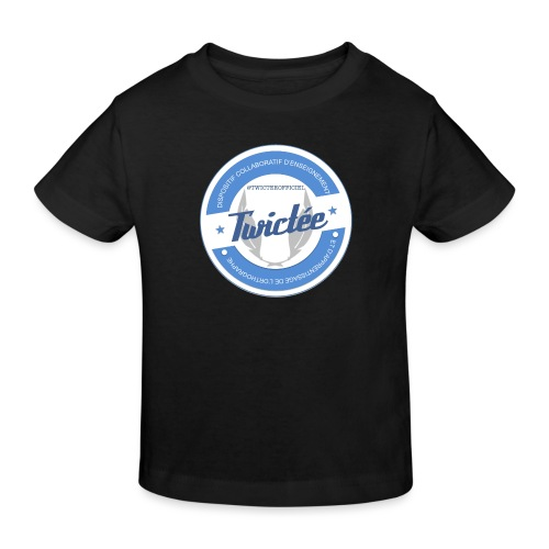 logo twictee - T-shirt bio Enfant