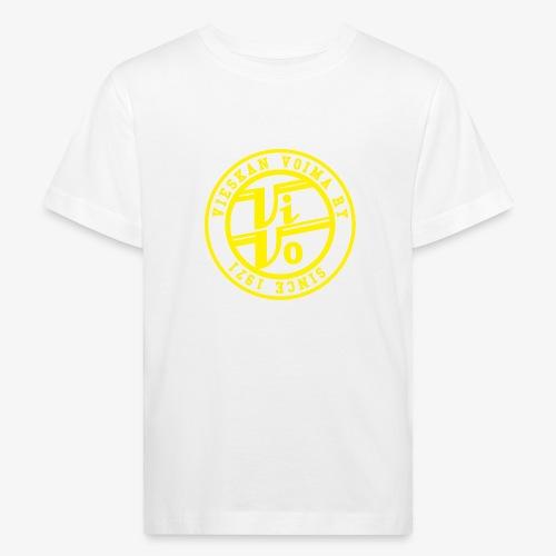 ViVoPAITA transparent - Lasten luonnonmukainen t-paita