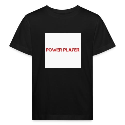 Linea power player - Maglietta ecologica per bambini