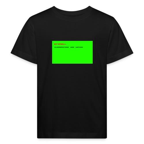 LLAMANATORS = SAVAGE - Kids' Organic T-Shirt
