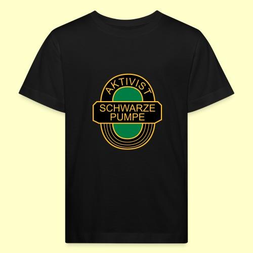 BSG Aktivist Schwarze Pumpe - Kinder Bio-T-Shirt