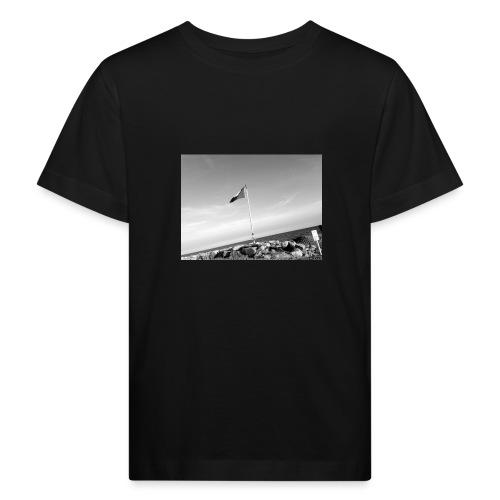 Beach feeling - Kinder Bio-T-Shirt