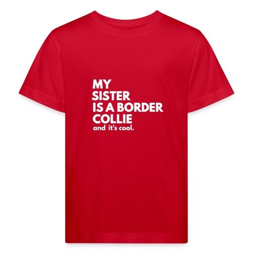 MSB_TEE_SISTER - T-shirt bio Enfant