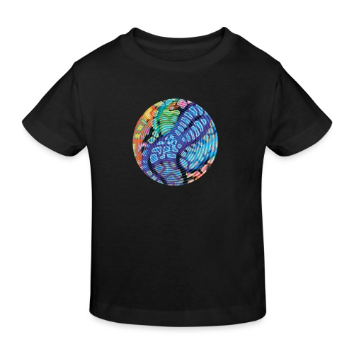 concentric - Kids' Organic T-Shirt