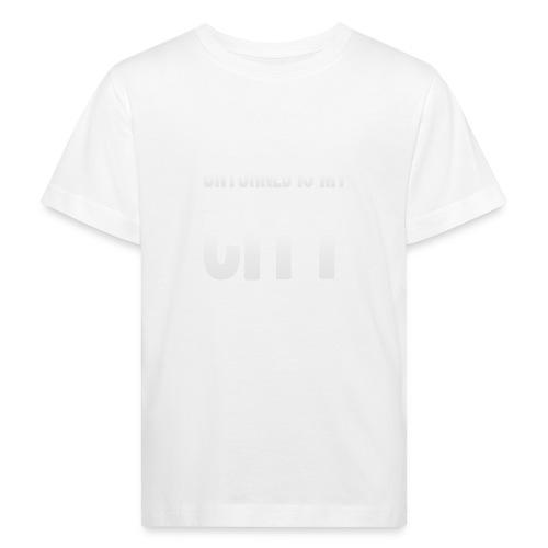 Unturned is my city - Kids' Organic T-Shirt