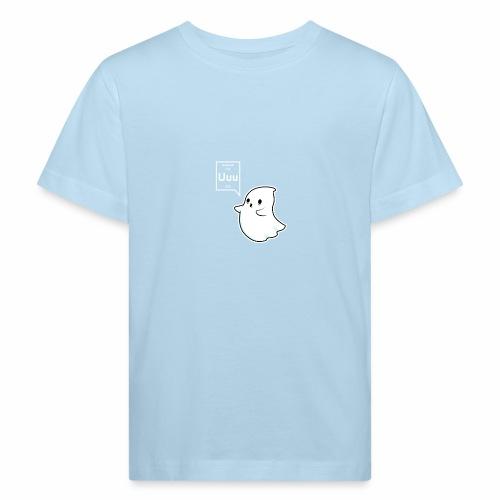 Ghost - Kids' Organic T-Shirt