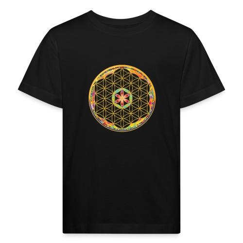 flower of life - Kids' Organic T-Shirt
