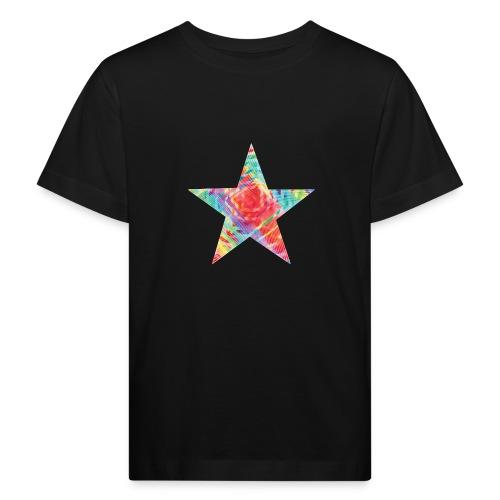 Color star of david - Kids' Organic T-Shirt