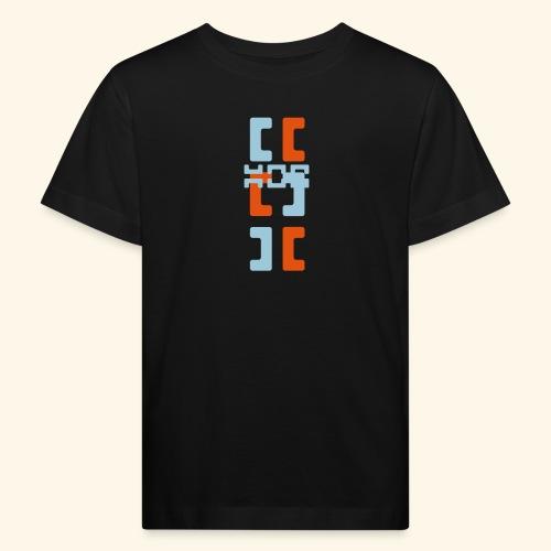 Hoa original logo v2 - Kids' Organic T-Shirt