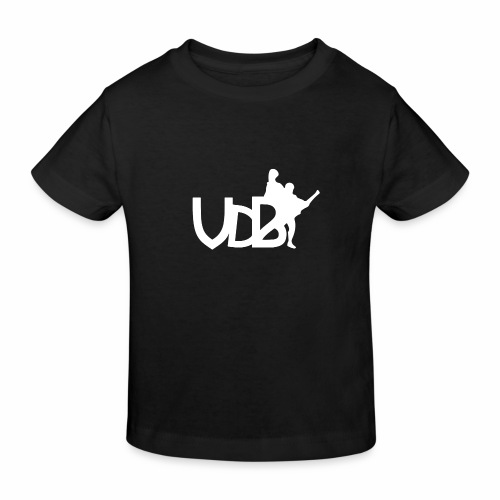 Linea VdB Bianco - Maglietta ecologica per bambini