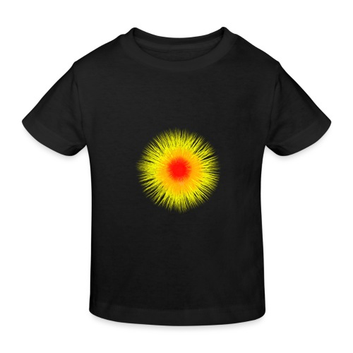 Sonne I - Kinder Bio-T-Shirt