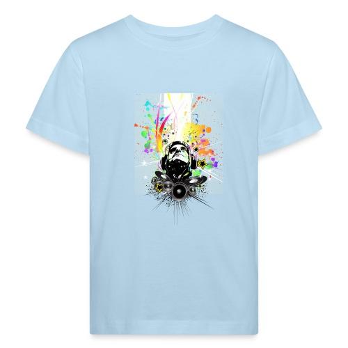 MUSIC - Kinder Bio-T-Shirt