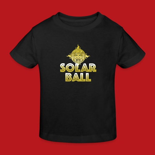 Solar Ball - T-shirt bio Enfant