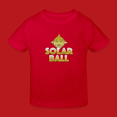 Solar Ball - T-shirt bio Enfant