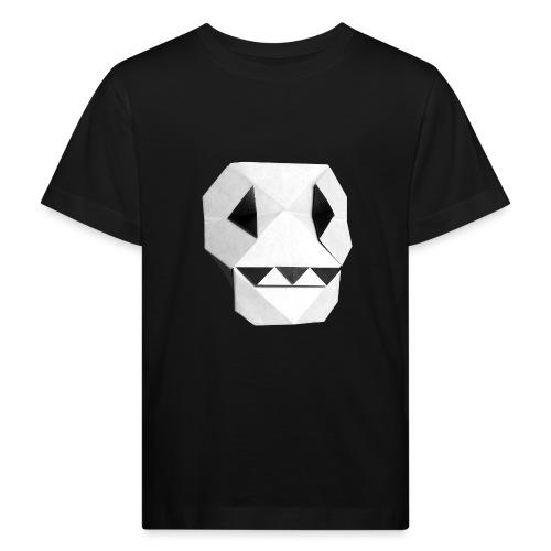 Origami Skull - Skull Origami - Calavera - Teschio - Kids' Organic T-Shirt