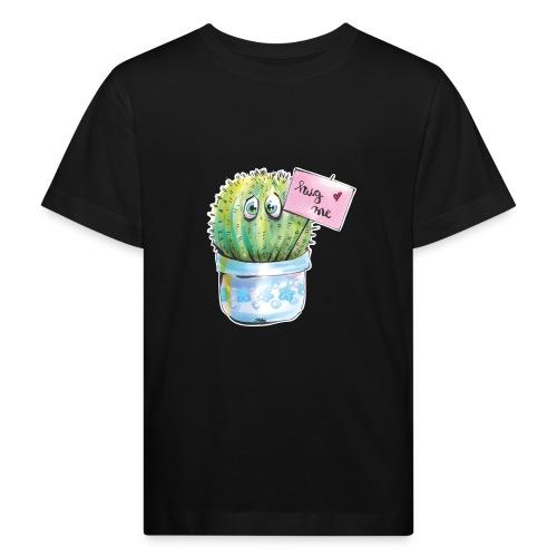 hug me - Kinder Bio-T-Shirt