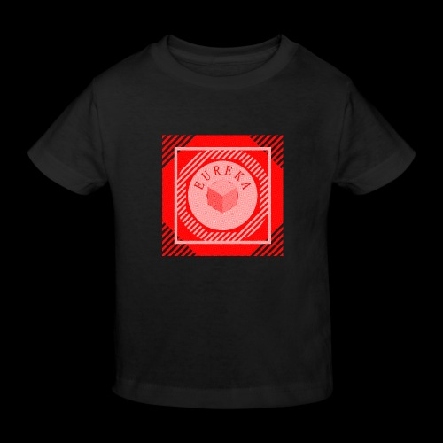Tee-shirt EUREKA spécial rentrée des classes - T-shirt bio Enfant