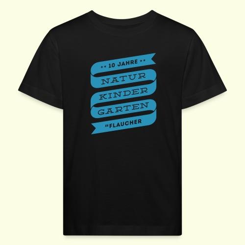 flauchershirt - Kinder Bio-T-Shirt