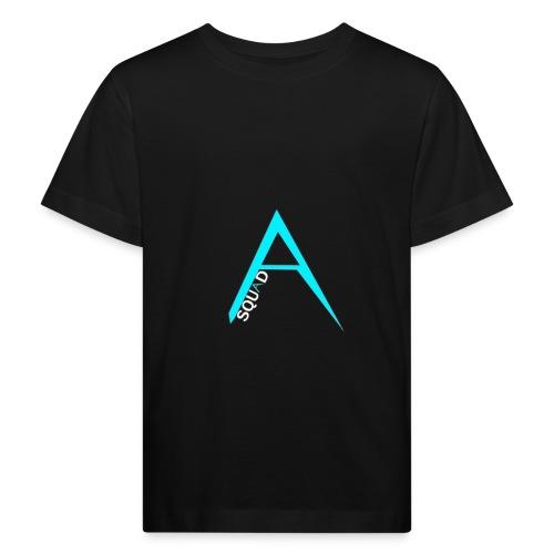 ANGISTEF SQUAD LOGO - Ekologisk T-shirt barn