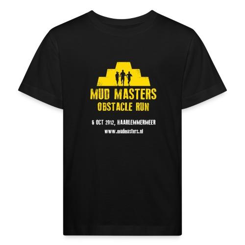 tshirt front - Kinderen Bio-T-shirt