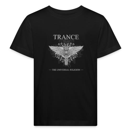 trance religion - Kids' Organic T-Shirt