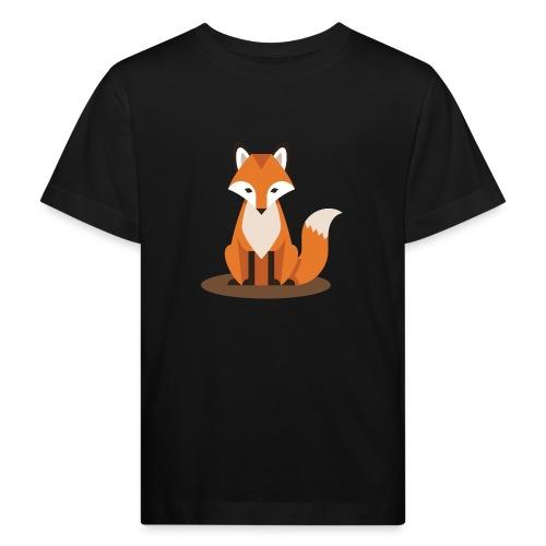 Fuchs - Kinder Bio-T-Shirt