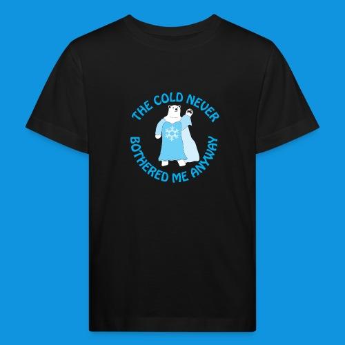 Cold Bear - Kids' Organic T-Shirt