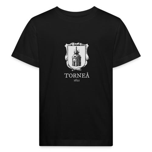 Torneå 1621 vaalea - Lasten luonnonmukainen t-paita
