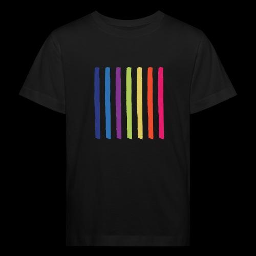 Lines - Kids' Organic T-Shirt