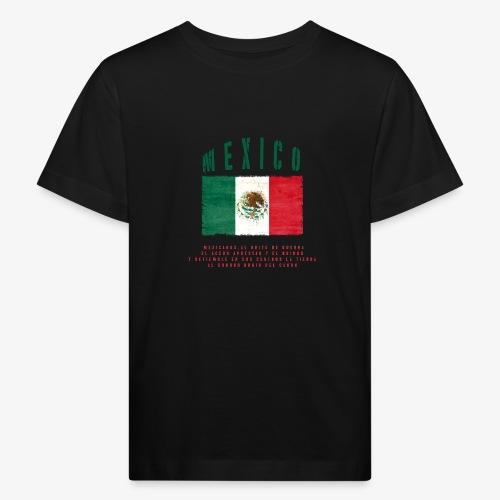 Mexican Flag Bandera Mexico - Kinder Bio-T-Shirt