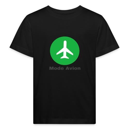 Mode Avion - T-shirt bio Enfant