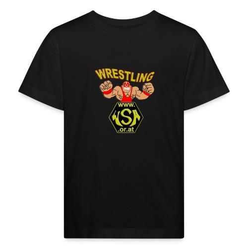 wsa logo - Kinder Bio-T-Shirt