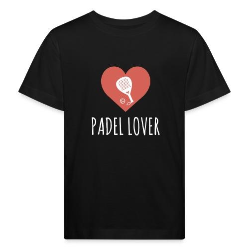Padel Lover - T-shirt bio Enfant