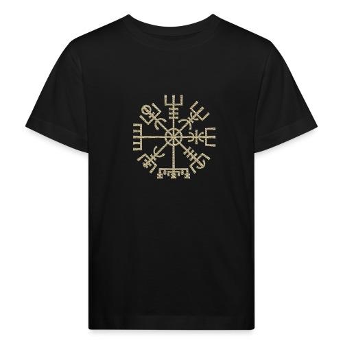 Vegvisir-The-Runic-Viking or - T-shirt bio Enfant