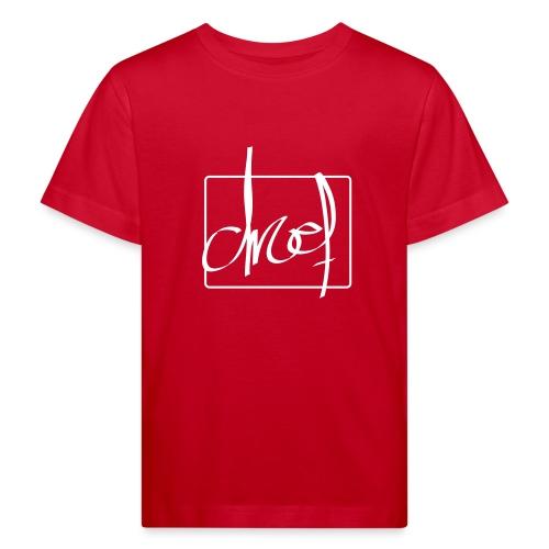 Droef.Gent wit - Kinderen Bio-T-shirt