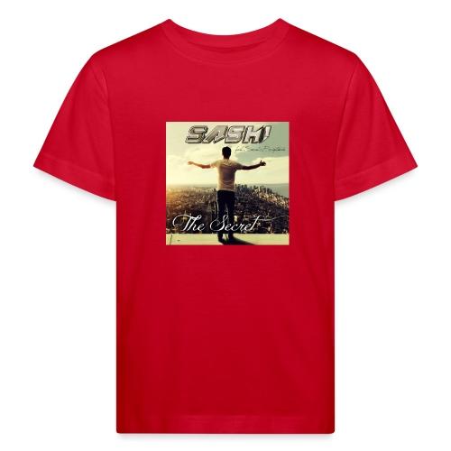 SASH! ***The Secret*** - Kids' Organic T-Shirt