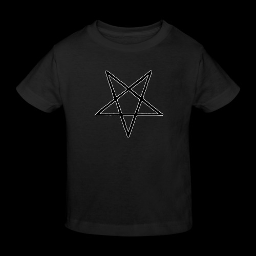 Pentagram4 png - Kinder Bio-T-Shirt