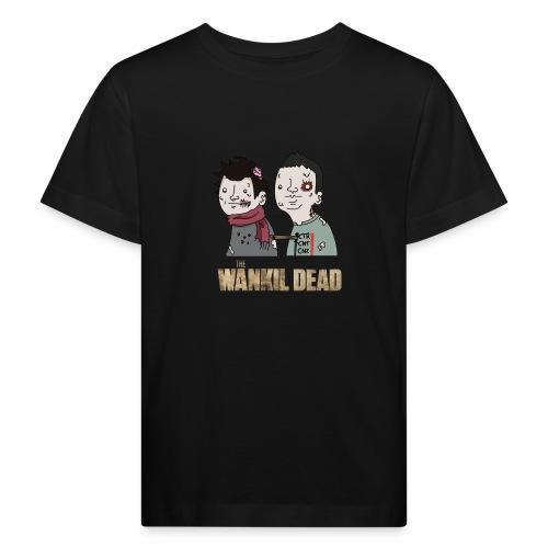The Wankil Dead - T-shirt bio Enfant