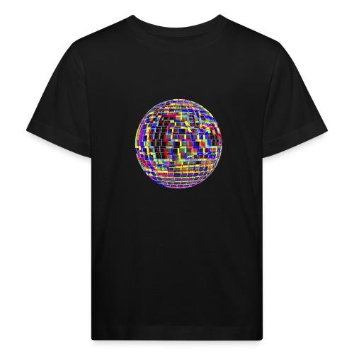 Boule à facettes psychédélique - T-shirt bio Enfant